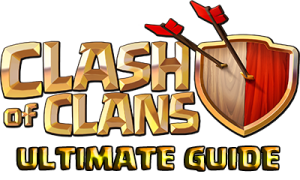 Clash of Clans Ultimate Guide Logo